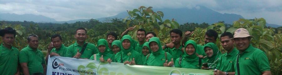 foto menanam pohon
